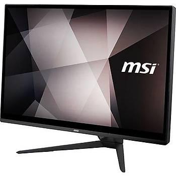MSI AIO PRO 22XT 10M-011TR 21.5 FHD (1920X1080) MULTI-TOUCH I5-10400 8GB DDR4 256GB SSD W10 SIYAH
