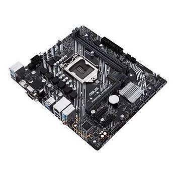 Asus Prime B450M-K AMD B450 AM4 DDR4 3466 DVI VGA M2 Usb 3.1 mATX Anakart