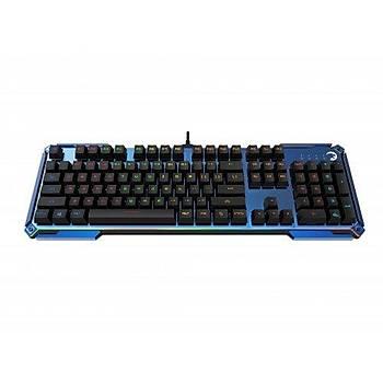 Gamepower Mirana Mavi RGB Mavi Switch Mekanik Oyuncu Klavyesi