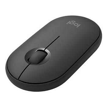 Logitech Pebble M350 Mouse Graphite 910-005718