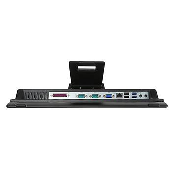 Msi Aio Pro 16T 7M-002XEU 15.6 HD (1366X768) Single-Touch Celeron 3865U 4G 500GB Dos Siyah All In One Bilgisayar