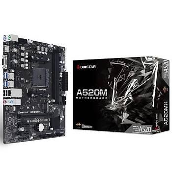 Biostar A520MH 4000Mhz OC S+V+GL DDR4 AM4 (ATX)