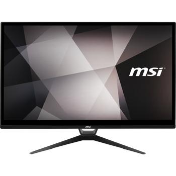 Msi Aio Pro 22XT 9M-020XTR 21.5 FHD (1920X1080) Multi-Touch I3-9100 8GB DDR4 256GB SSD Dos All In One Bilgisayar