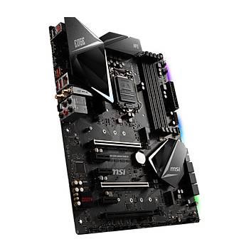 MSI MPG Z390 GAMING EDGE AC SOKET 1151 DDR4 4400(OC) HDMI DP M.2 USB3.1 RGB WI-FI ATX