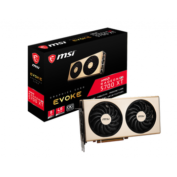 MSI VGA RADEON RX 5700 XT EVOKE OC RX5700XT 8GB GDDR6 256B DX12 PCIE 4.0 X16 (1XHDMI 3XDP)