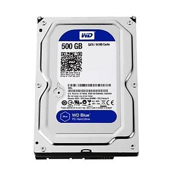 WD BLUE 3,5 500GB 32MB 7200RPM WD5000AZLX