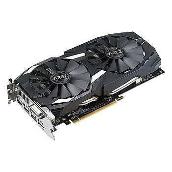 ASUS DUAL Radeon RX 580 OC edition 8GB GDDR5 256BIT DVI 2HDMI 2DP EKRAN KARTI