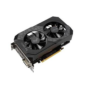 ASUS GEFORCE TUF-GTX1650-4GD6-P-GAMING 4GB GDDR5 128bit 1695MHz 1xDVI 1xHDMI 1xDP EKRAN KARTI