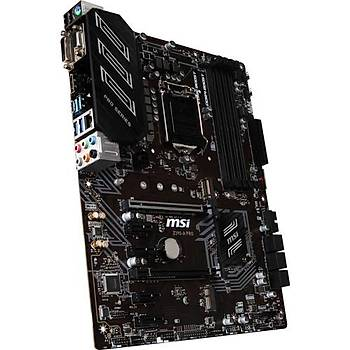 Msi B360-A Pro Soket 1151 DDR4 2666 DVI DP M.2 USB3.1 ATX  Anakart