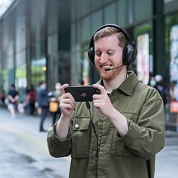 Asus AI NC Mic Adapter/USB-A Gaming Oyuncu Kulaklýk