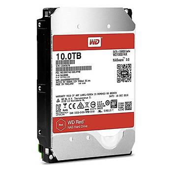 WD Red 3.5 SATA III 6Gb/s 10TB 256MB 7/24 NAS WD101EFAX