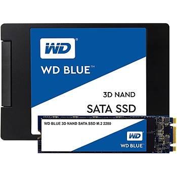 WD Blue SSD 1TB 3D NAND M2 560MB/s-530MB/s WDS100T2B0B