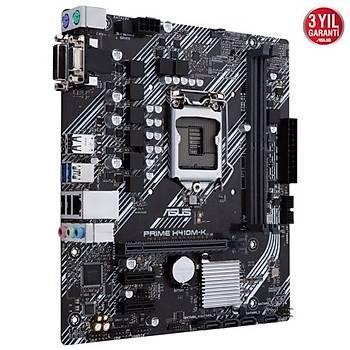 Asus PRIME H410M-K DDR4 2933 S+V+GL 1200p