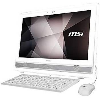 MSI AIO PRO AC17-401TR-X 21,5 FHD (1920X1080) MULTI-TOUCH I7-7700 8G 128GB SSD+1TB GT930MX 2GB DOS DVD BEYAZ-BEYAZ-BEYAZ
