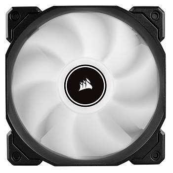 Corsair CO-9050082-WW AF120 120 MM Beyaz Led Düþük Gürültülü Fan 3'Lü Paket Kasa Faný