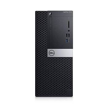 Dell Pc Optiplex 7070mt-Ý7-8gb-256ssd-4v-W 7070mt Ý7-9700 8gb 256g Ssd 4gvga W10pro F Klavye 5 Yýl Garanti