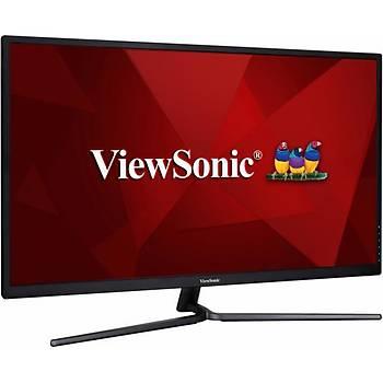 32 VIEWSONIC VX3211-4K-MHD 4K Ultra HD 3840X2160 10-Bit VA PANEL 2xHDMI+DP %95 NTSC HDR10 EÐLENCE TASARIM MONÝTÖRÜ