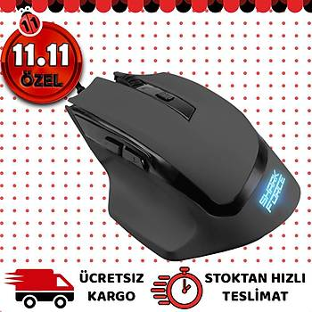 Sharkoon Shark Force Optik Gaming Mouse - Siyah SHARKFORCE