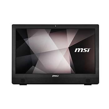 MSI AIO PRO 24 7NC-040XTR 23,6 FHD (1920X1080) NON-TOUCH I5-7400 8GB DDR4 1TB 930MX DDR3 2GB DOS DVD SÝYAH-SÝYAH-SÝYAH