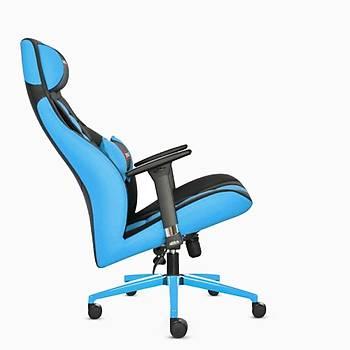 XDrive 1453 Profesyonel Oyuncu Koltuðu Mavi
