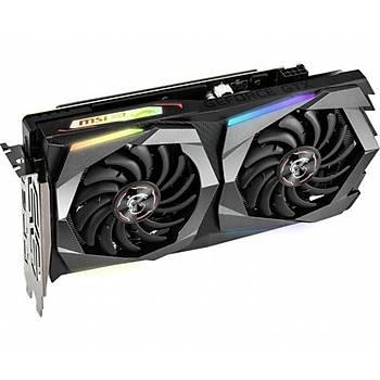 Msi GTX1660Ti Gaming X 6G GDDR6 192Bit Ekran Kartý