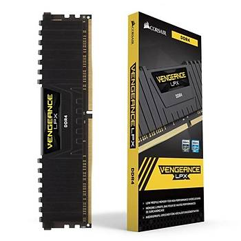 Corsair CMK8GX4M1D3000C16 Vengeance LPX 8 GB 3000MHz DDR4 PC Ram