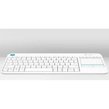 Logitech K400 Plus Kablosuz Klavye Beyaz 920-007150