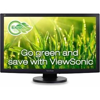 ViewSonic Business Monitor VG2233-LED( 21.5 FHD D-SUB+DVI Ergonomik Pivot Yükseklik-Ayarlý 25Tilt)