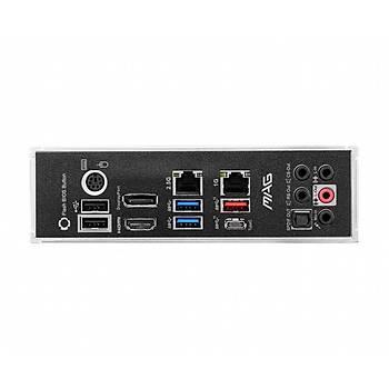 MSI MAG B550 TOMAHAWK AM4 DDR4 5100(OC) HDMI DP M.2 USB3.2 RGB ATX