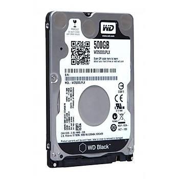 WD Black 2.5 500GB 32MB SATA 6 Gb/s 7200 RPM 7mm WD5000LPLX