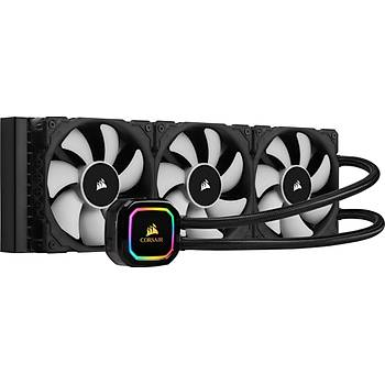 CORSAIR CW-9060045-WW ICUE H150I RGB PRO XT 360 MM SIVI ISLEMCI SOGUTUCU (INTEL 1200 1150 1151 1155 1156 1366 2011 2066 / AMD AM4 AM
