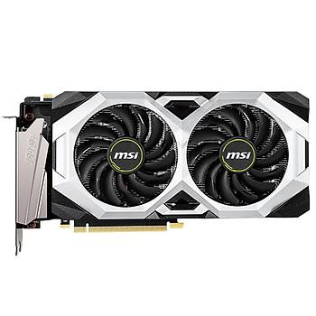 Msi VGA Geforce RTX 2070 Süper Ventus GP OC RTX2070S 8GB GDDR6 256B DX12U Pcie 3.0 X16 (1XHDMI 3XDP) Ekran Kartý