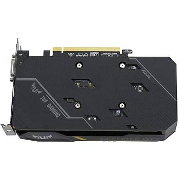 ASUS GEFORCE TUF-GTX1650-4G-GAMING 4GB GDDR5 128bit 1695MHz 1xDVI 1xHDMI 1xDP EKRAN KARTI