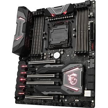 MSI X299 GAMING M7 ACK SOKET 2066 DDR4 4500 (OC) M.2 USB 3.1 WI-FI BT RGB ATX