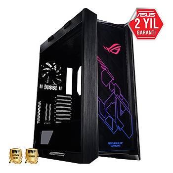 Asus Rog Strix GX601 Helios RGB Fanlý Temperli Cam Usb 3.1 Atx/Eatx Oyuncu Kasasý