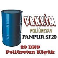 PANPUR SF20 - 20 Yoðunluk Sprey Poliüretan Hammadde