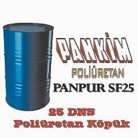 PANPUR SF25 - 25 Yoðunluk Sprey Poliüretan Hammadde