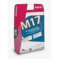 MERKS M 17 - Beton Yapýlar Ýçin Kristalize Su Yalýtým Malzemesi - 20 kg