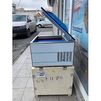 Crompack 48 Cm Çift Çene Gýda Vakum Paketleme Makinasý