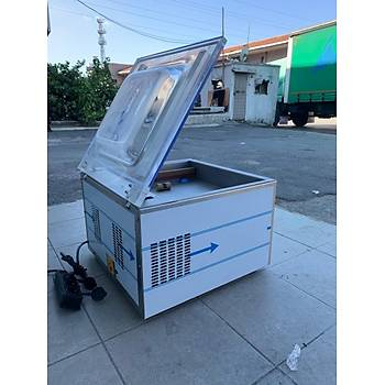 Makropack 41 Cm Çift Çene Masaüstü Vakum Makinesi - Yerli Üretim