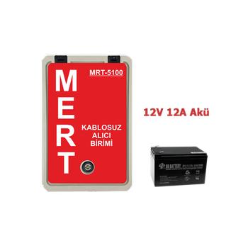 MRT-5100 VHF Akülü Alýcý