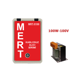 MRT-5100 100W-100V VHF Alýcý