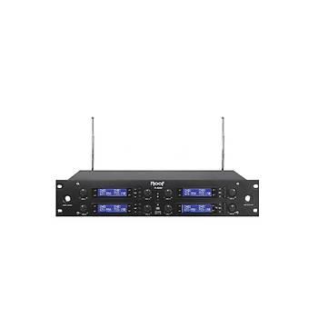 Roof R8000 Telsiz Alýcý 8 Kanal 2 Anten