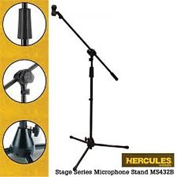 Hercules MS-432 B Tripod Mikrofon Standý