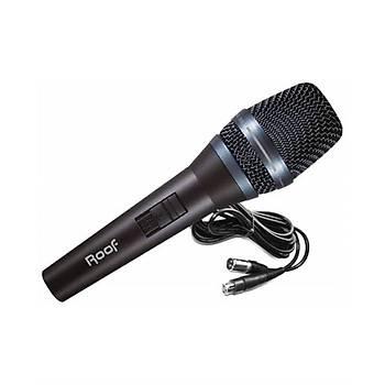 Roof R300 Kablolu EL Mikrofon