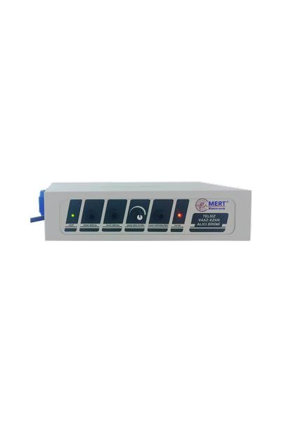 MRT-4100 VHF Ses Yayýn Alýcýsý