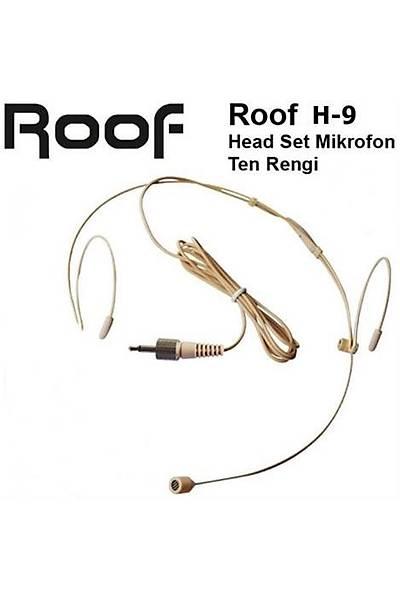 Roof H-9 Headset Mikrofon
