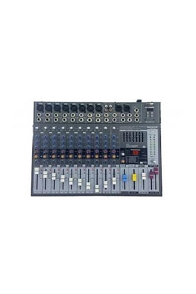 Mickle Pme122A Amfi Mikser 2x650W