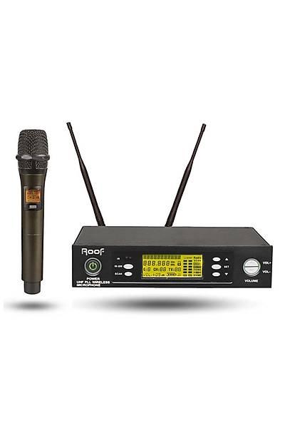 Roof R1150S EL Tipi Uhf Telsiz Kablosuz Mikrofon