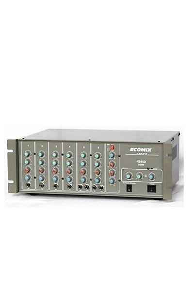 Atak Ecomix R6400 Cami Anfisi 300 Watt Ekho + Reverb Usb